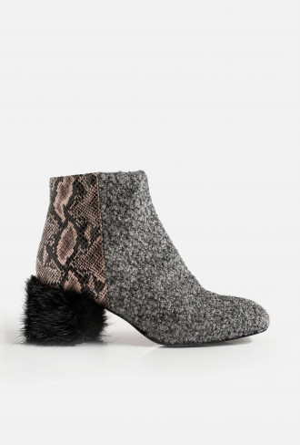 Wooly Boots